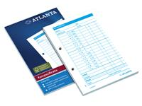 Kasspecificatie Atlanta A6 100vel