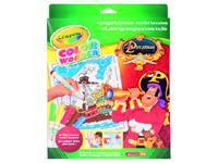 Kleur- en doeboeken voor kinderen