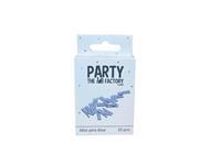 Knijpers Haza mini blauw zak à 20 stuks