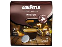 KOFFIE LAVAZZA INTENSO PADS