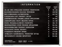 Letterbord Legamaster Premium 60x40cm rubberprofiel