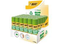 Lijmstift Bic Ecolutions 8gr 20+10 gratis