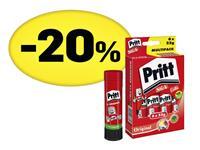 Lijmstift Pritt PK212 22gr promopack