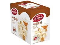Nougat Lonka caramel per stuk verpakt 12gr