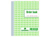 Orderboek Exacompta 135x105mm 50x2vel
