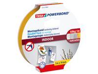 POWERBOND TESA 55741 MONTAGETAPE INDOOR 19MMX5M5M