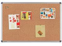 Prikbord Legamaster universal 90x120cm kurk