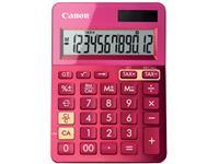 Rekenmachine Canon LS-123K roze