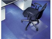 Stoelmat Rillstab 97200 90x120cm voor vloerbedekking