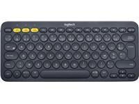 Toetsenbord Logitech K380 Bluetooth AZERTY grijs