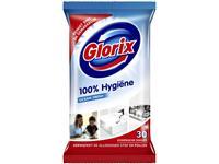 REINIGINGSDOEKJES GLORIX HYGIENE 30 STUKS