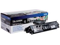 Tonercartridge Brother TN-329BK zwart