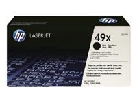 TONERCARTRIDGE HP 49X Q5949X 6K ZWART