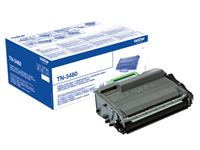 TONER BROTHER TN-3480 8K ZWART