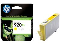 INKCARTRIDGE HP 920XL CD974AE HC GEEL