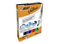VILTSTIFT BIC 1781 WHITEBOARD SCHUIN 3.2-5.5MM ASS