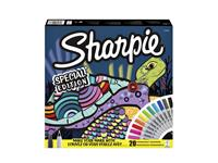 VILTSTIFT SHARPIE ROND FUN SCHILDPAD