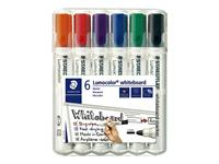 VILTSTIFT STAEDTLER 351 WHITEBOARD ROND 2MM ASS