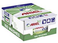 Wasmiddel Ariel regular tabs 105 pods