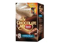 Chocomel Nestle hot chocolade mix