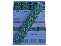 Consumptiebon Combicraft UV beveiliging 500 stuks groen