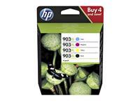 INKCARTRIDGE HP 903XL 3HZ51AE ZWART 3 KLEUREN