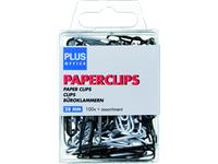 PAPERCLIP PLUS OFFICE 28MM ASSORTI