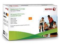 TONERCARTRIDGE XEROX HP CE252A 7.6K GEEL