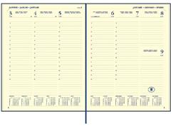 Agenda 2022 Ryam Executive 7dag/2pagina's bordeaux