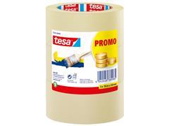 AFPLAKTAPE TESA 55342 BASIC PROMO 50MMX50M 3STUKS