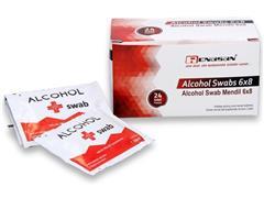 ALCOHOL DOEKJES 70% ALCOHOL 10.5X20CM