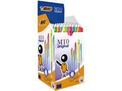 Balpen Bic M10 medium colors limited edition