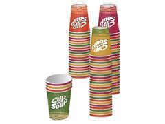 Cup-a-Soup wegwerpbekers