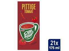 Cup-a-soup pittige tomaat 21 zakjes