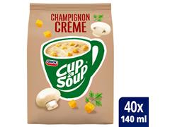 CUP A SOUP TBV DISPENSER CHAMPIGNON CREME 40 PS