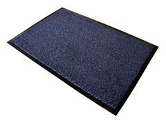 Deurmat Advantagemat binnen 60x90cm blauw