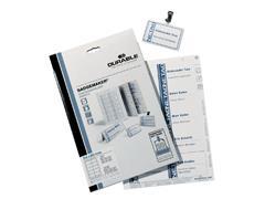 Durable Duraprint badgekaartjes