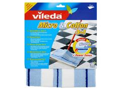 Dweil Vileda Micro & Coton