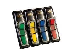 Indextabs 3M Post-it 684 11.9x43.1mm pijl assorti