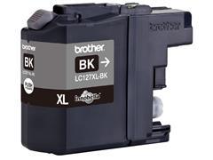 INKCARTRIDGE BROTHER LC-127XL ZWART