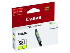 Inktcartridge Canon CLI-581 geel
