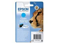 INKCARTRIDGE EPSON T0712 BLAUW