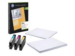 Inktcartridge HP 1CC20AE 903XL 75vel A4 + 3 cartridges