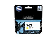 Inktcartridge HP 3JA25AE 963 geel