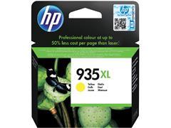 Inktcartridge HP C2P26AE 935XL geel HC