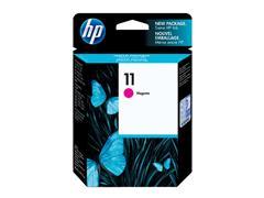 Inktcartridge HP C4837AE 11 rood
