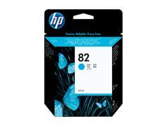 Inktcartridge HP C4911A 82 blauw