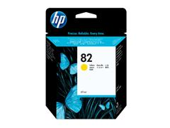 Inktcartridge HP C4913A 82 geel