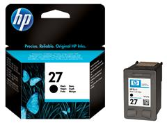Inktcartridge HP C8727A 27 zwart
