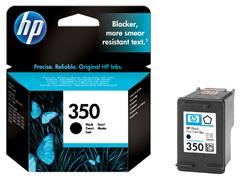 Inktcartridge HP CB335EE 350 zwart